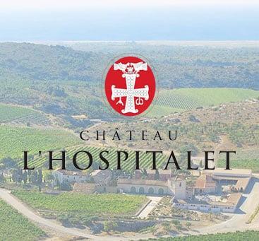 chateau l'hospitalet vignoble