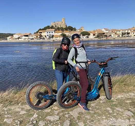 Partez à la découverte de Gruissan et sa Tour Barberousse !