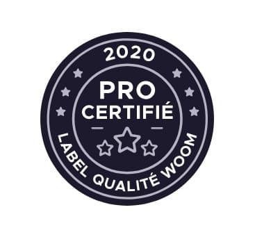 label qualité woom 2020