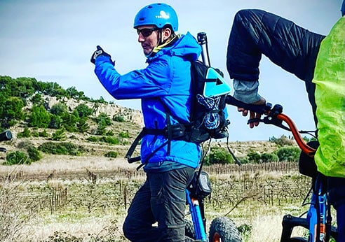 frederic guide trottup gruissan narbonne