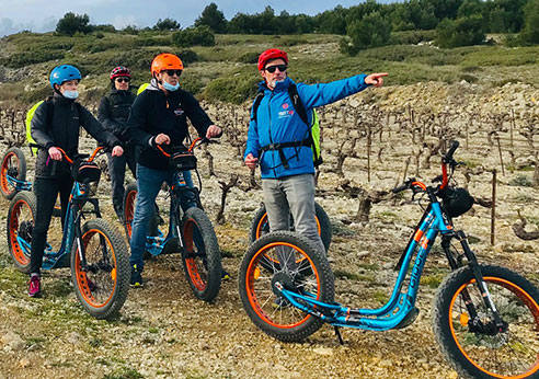 trottup gruissan jerome guide