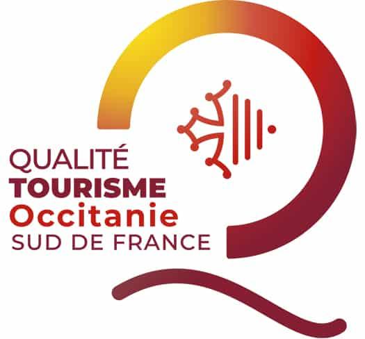logo Label Qualité tourisme Occitanie Sud de France