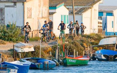 Le village des pêcheurs de Gruissan, un lieu unique d'un autre temps
