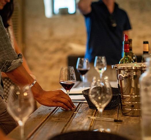 Trottup développe une nouvelle balade viticole au Château Capitoul !